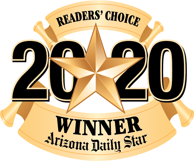 Arizona Daily Star 2020 Winner - Tucson Business Networking - Best Business Referral / Networking Group
